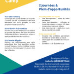 Innov Lab Camp - flyer entreprise 2